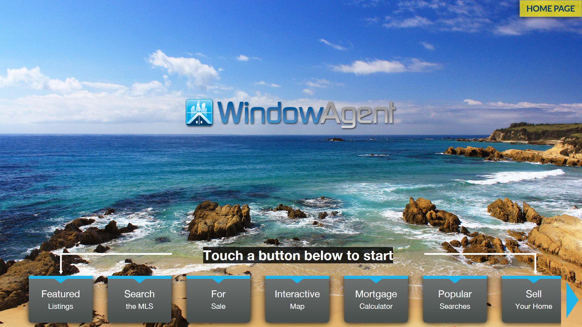 windowagent software home page