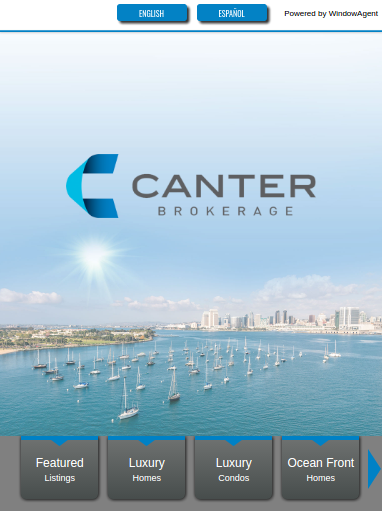 Canter Companies WindowAgent iPad
